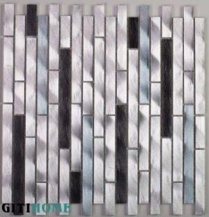 Aluminium tile