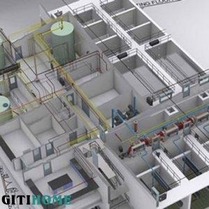 تاسیسات مکانیکی و برقی