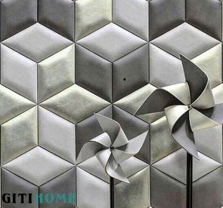 دیوار پوش سه بعدی آذران پلاست