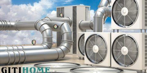 سیستم های سرمایشی در ساختمان های اداری و صنعتی