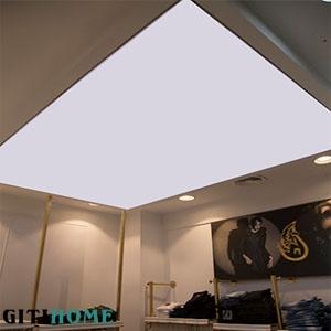 سقف شفاف کشسان